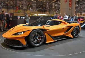 Most Costly Cars in The World