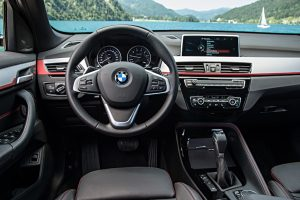 BMW Review Interior