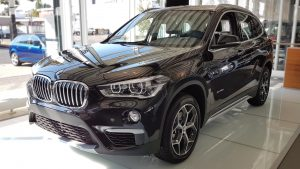 BMW X1 2017 Review