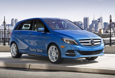 Merceds Benz B-Class Phased Out in the USA